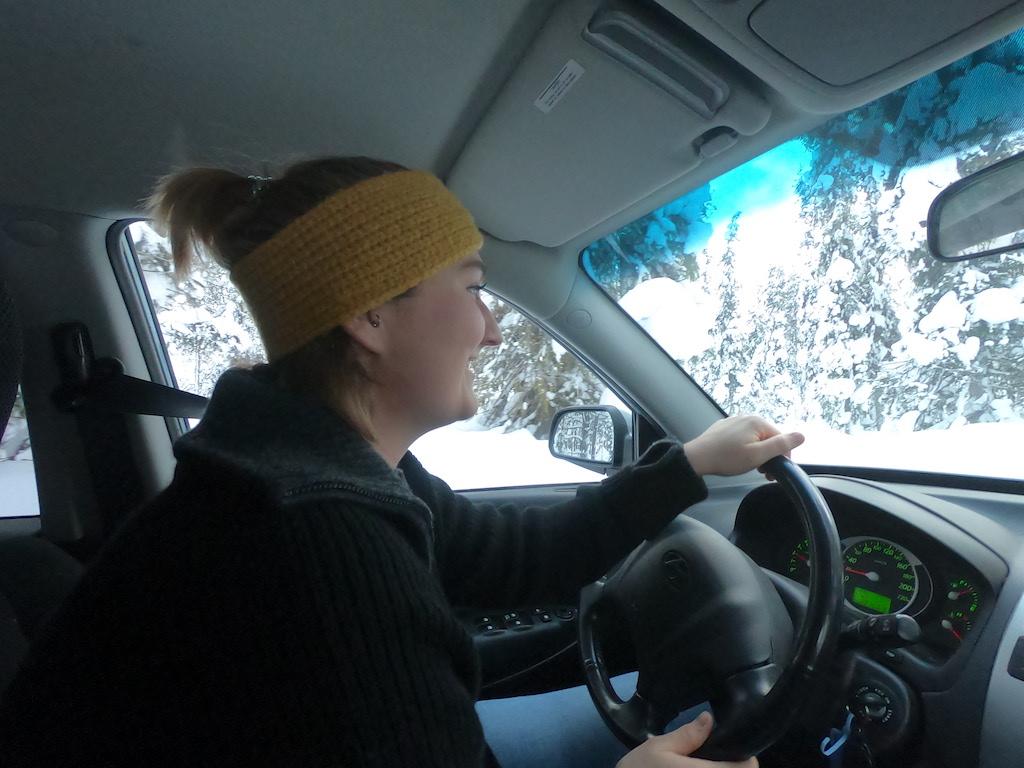 driving friend