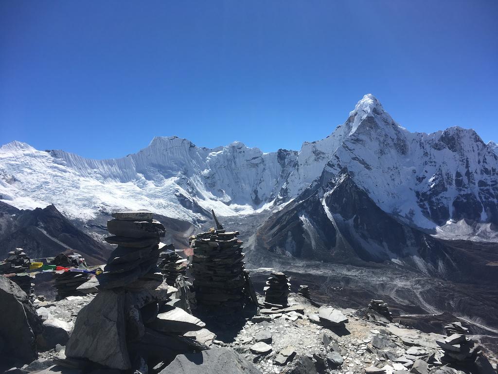 trekking alone in nepal